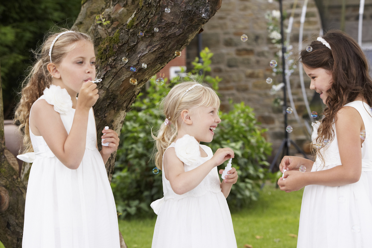 Involving Kids In Your Wedding Ceremony Sarah Aird