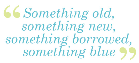 Something Old, Something New - Sarah Aird