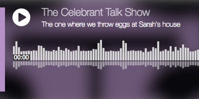 The Celebrant Talk Show: episode 5