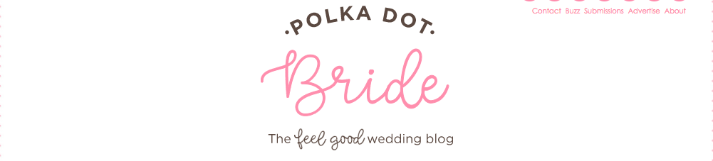 Vendor of the Week on Polka Dot Bride!
