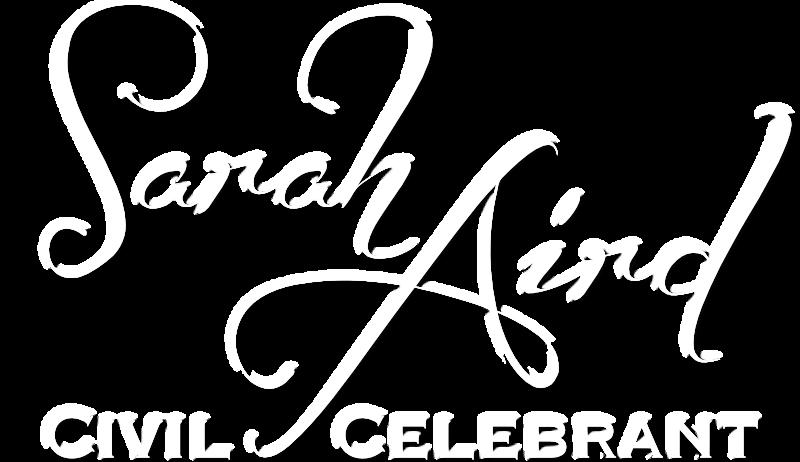 Sarah Aird | Civil Celebrant