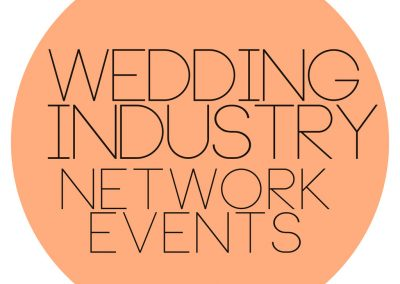 wedding industry network events
